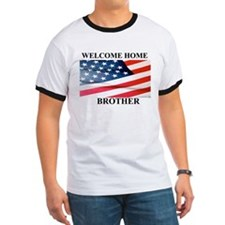 Welcome home Brother T