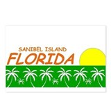 Sanibel Island, Florida Postcards (Package of 8)
