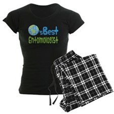 Earths Best Entomologist Pajamas