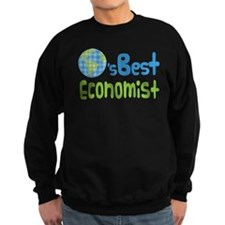 Earths Best Economist Sweatshirt
