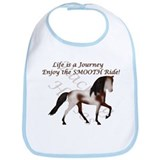 Racking Horse Smooth Journey Bib