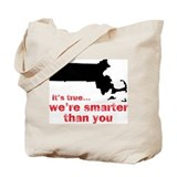 Cute Quincy massachusetts Tote Bag