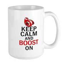 Turbo Boost - Keep Calm Mug