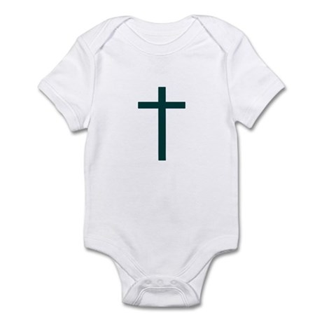 Green Infant Bodysuit