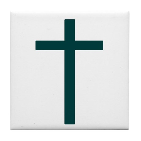 Green Tile Coaster