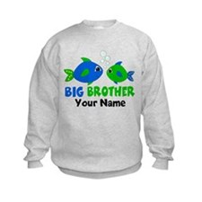 Big Brother Fish Sweatshirt