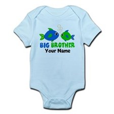 Big Brother Fish Body Suit