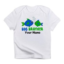 Big Brother Fish Infant T-Shirt