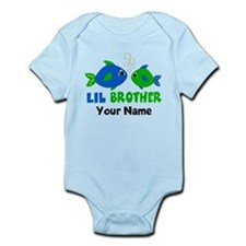 Little Brother Fish Body Suit