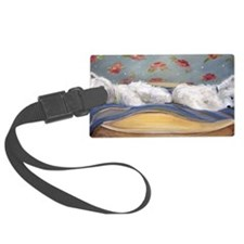 nappers Luggage Tag