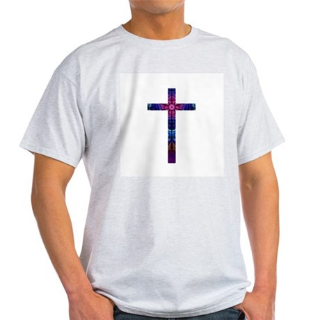 Cross 012 Ash Grey T-Shirt