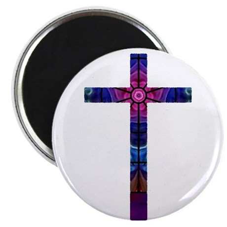 "Cross 012 2.25"" Magnet (10 pack)"