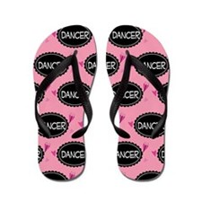 Cute Dancer Gift Flip Flops