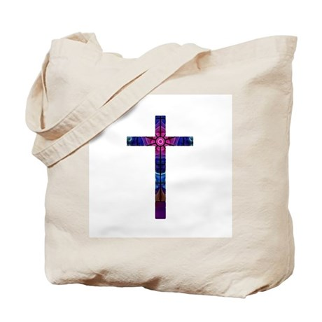 Cross 012 Tote Bag