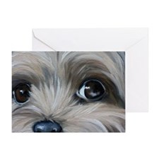 Peeper Greeting Card