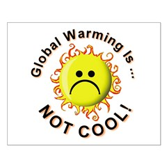 Stop Global Warming Posters