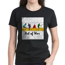 Racquetball Art of War 6 Tee