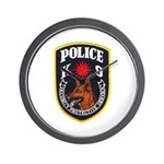 SPS Canine Wall Clock
