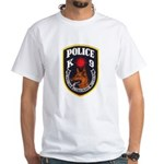 SPS Canine White T-Shirt