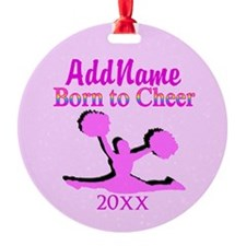 SUPER CHEER Ornament