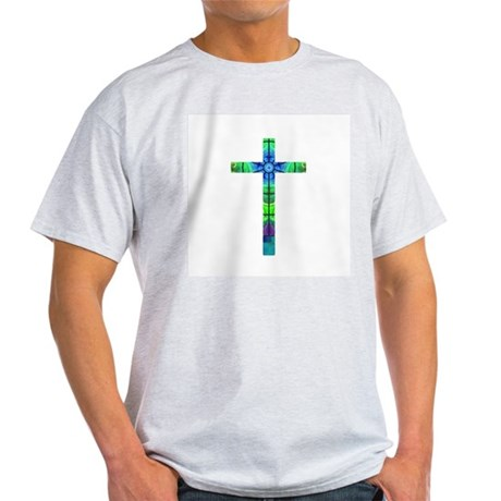 Cross 013 Ash Grey T-Shirt