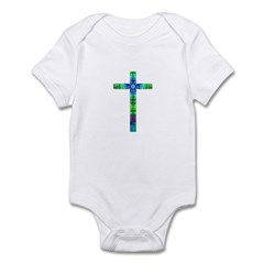 Cross 013 Infant Bodysuit
