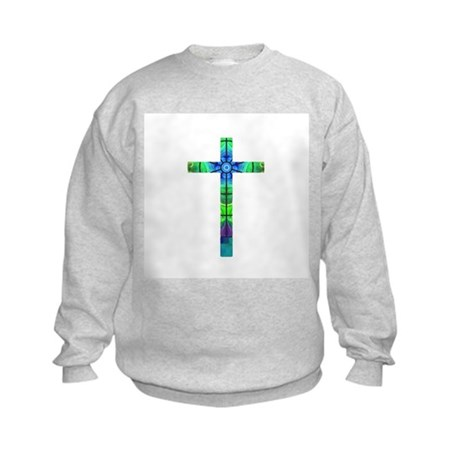Cross 013 Kids Sweatshirt