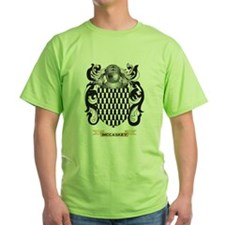 McCaskey Coat of Arms - Family Crest T-Shirt