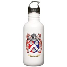 McClintock Coat of Arms - Family Crest Water Bottl