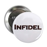 "Infidel 2.25"" Button (10 pack)"