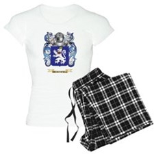 McDowell Coat of Arms - Family Crest Pajamas