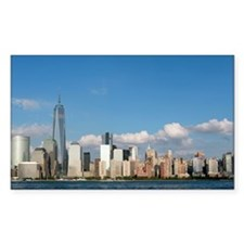 Stunning new New York City skyline Decal