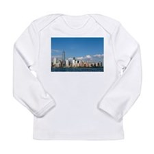 Stunning new New York City skyline Long Sleeve T-S