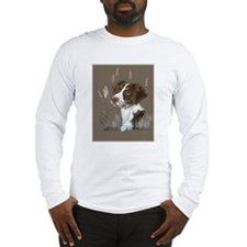 Brittany Spaniel Long Sleeve T-Shirt