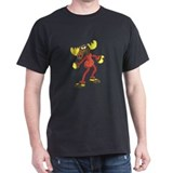 Save the Moose !  shadow T-Shirt