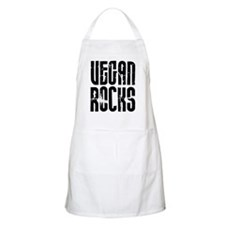 Vegan Rocks BBQ Apron