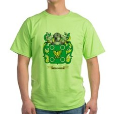 McGonigle Coat of Arms - Family Crest T-Shirt