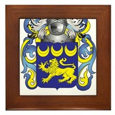 McGovern Coat of Arms - Family Crest Framed Tile