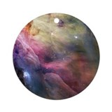 Orion Nebula Ornament (Round)