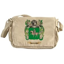McGuire Coat of Arms - Family Crest Messenger Bag
