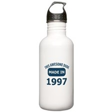 This awesome dude made in 1997 Water Bottle