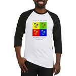 Color your Life Baseball Jersey