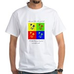Color your Life White T-Shirt