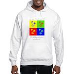 Color your Life Hooded Sweatshirt