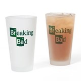 Breaking bad Pint Glasses