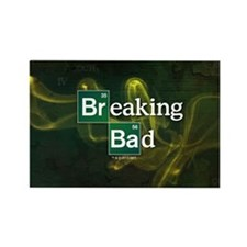 Breaking Bad Logo Rectangle Magnet