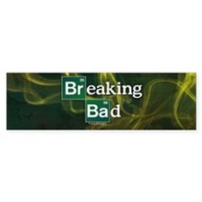 Breaking Bad Logo Bumper Sticker