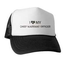 Chief Warrant Officer: Love - Trucker Hat