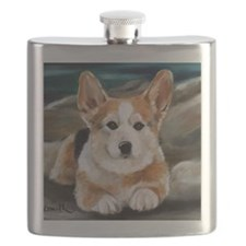 On The Rocks Flask
