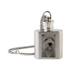 Rise and Shine! Flask Necklace